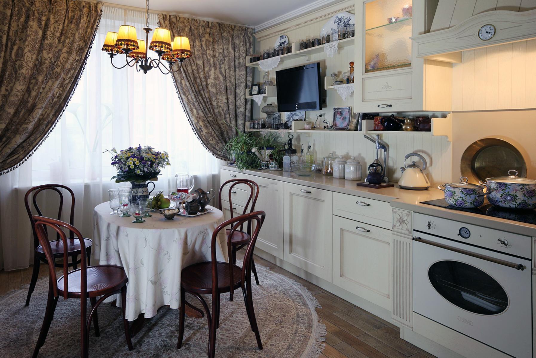 Выбор ковра в кухню