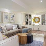 Как визуально поднять потолки в квартире