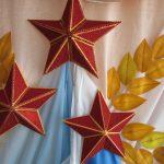 Оформление квартиры в честь дня Победы!