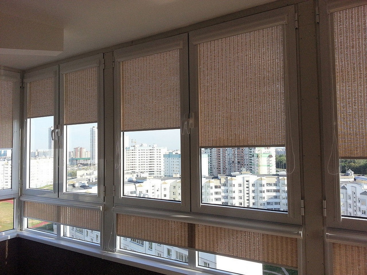 Какие шторы на балкон в тренде в 2019 году?