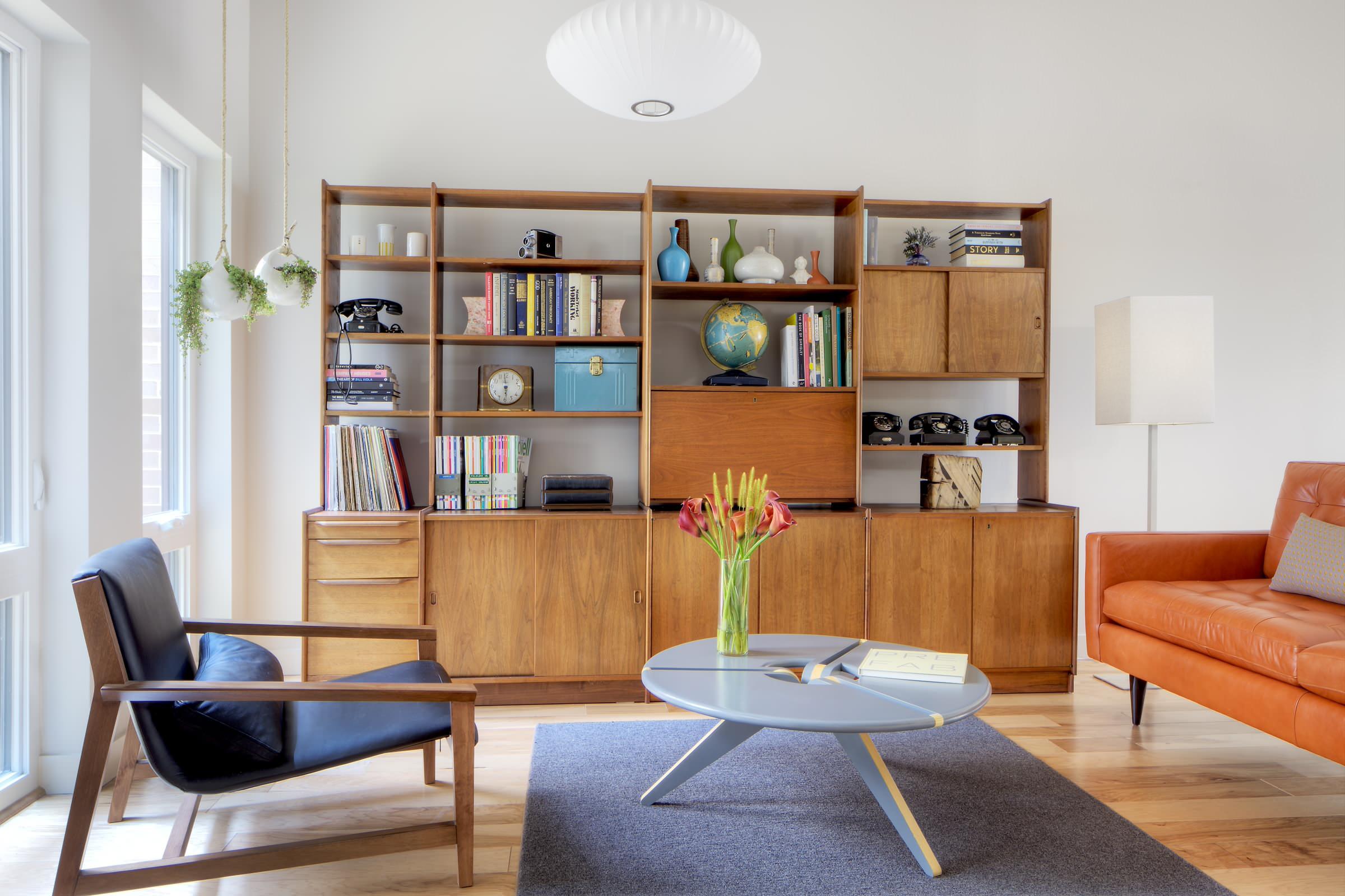 Советская мебель может быть стильной [10 крутых идей]