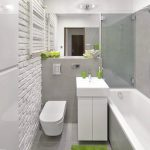 Даже в маленькой ванной возможен уют [5 дельных советов по организации]