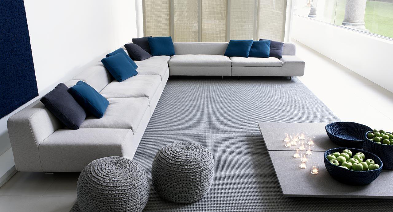 Вязаные элементы в дизайне квартиры [как использовать в 2019]