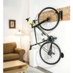 Интересные способы хранения велосипеда [3 нестандартных варианта]