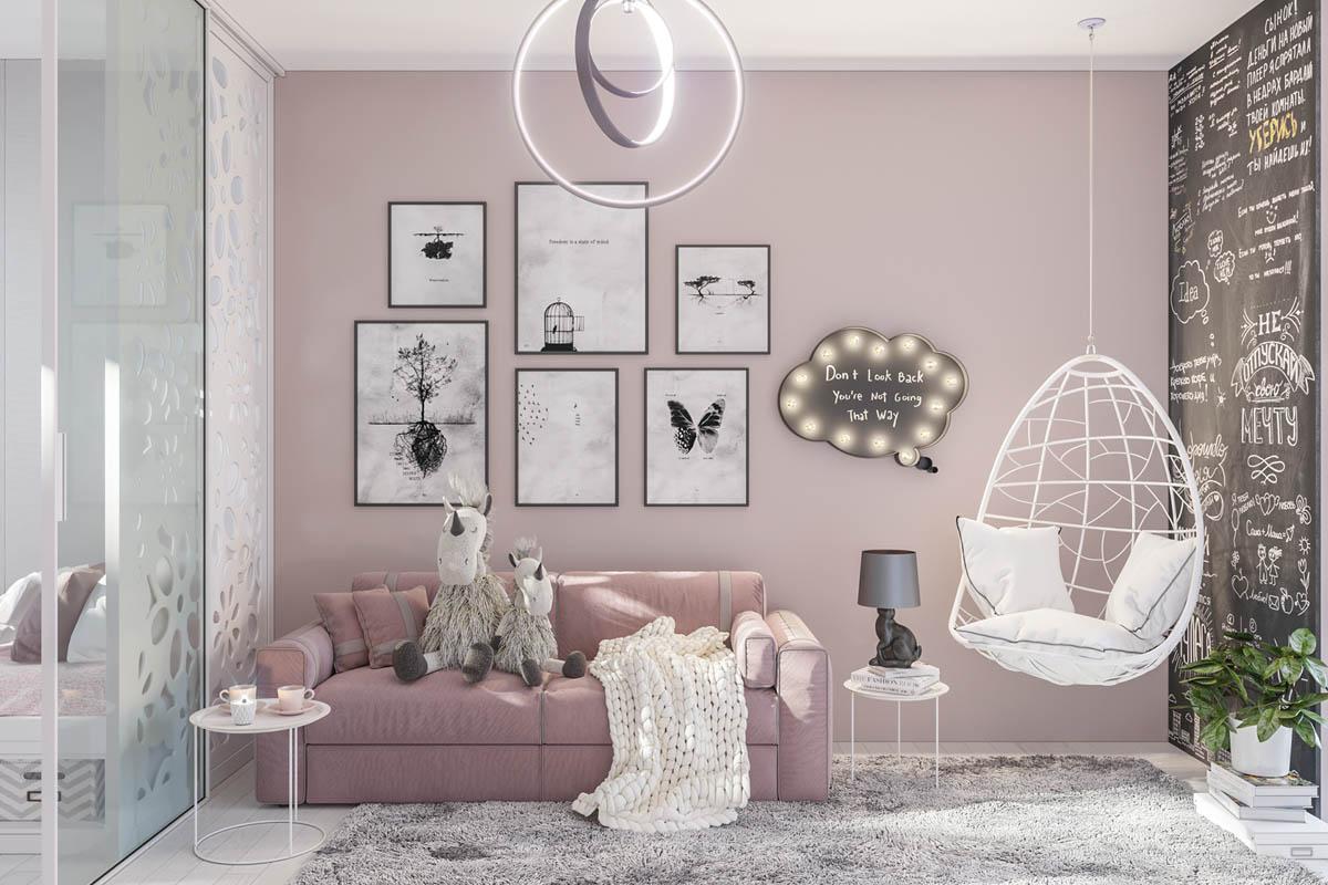 Как использовать розовые оттенки, чтобы это было стильно? [тренды 2019]