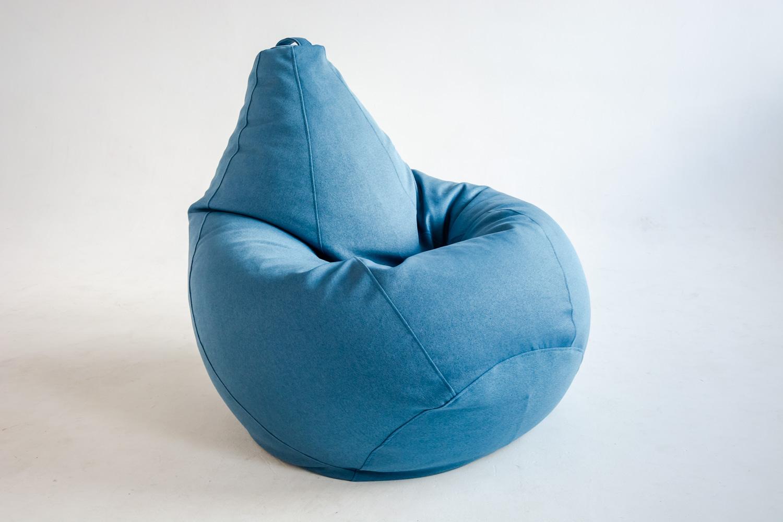 Как создать кресло-мешок в маленькую квартиру?