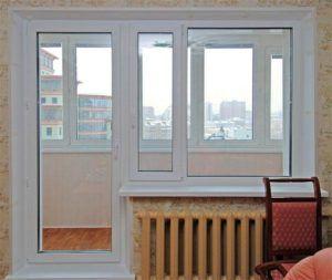 Как установить замок на пластиковую балконную дверь