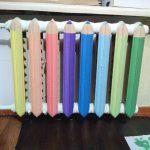 5 оригинальных расцветок для труб отопления