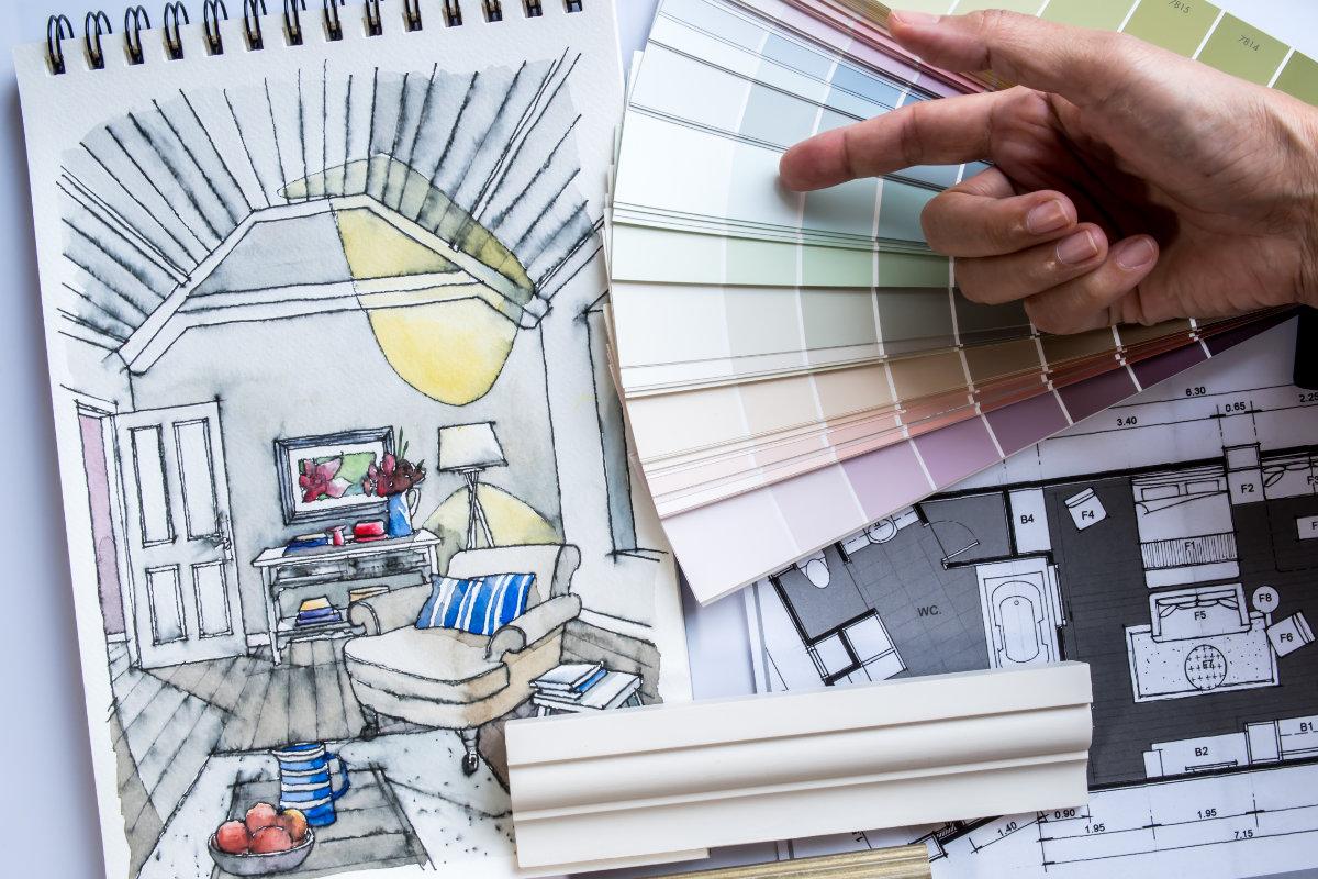 Дизайнер интерьера - нужен или можно справиться без него?