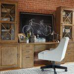 Стильные идеи декора домашнего офиса