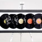 7 интерьерных обновок которые можно сделать из старых виниловых пластинок