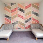 10 вариантов комбинировния обоев для визуального изменения пространства