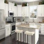Как вписать кухонный остров в маленькую кухню?