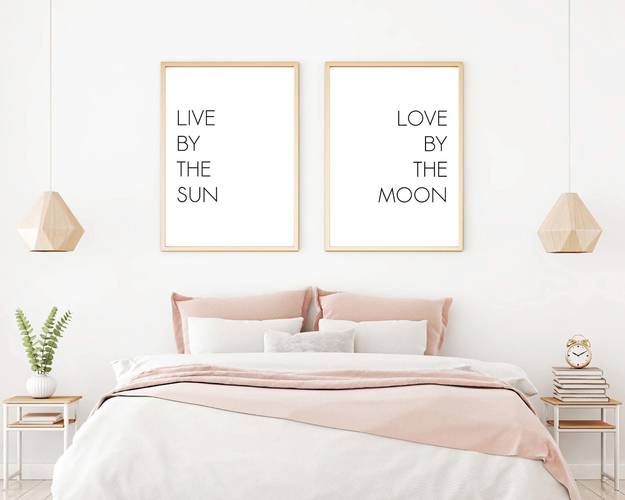 Это модно: цитаты на постерах [какую надпись выбрать, как оформить]