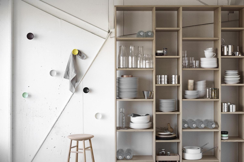 10 оригинальных полок для кухни которые оптимизируют пространство