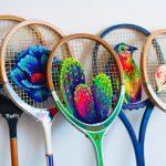 Спортивный инвентарь как декор интерьера