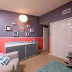 """Как использовать цвет года 2019 """"живой коралл"""" в интерьере детской комнаты"""