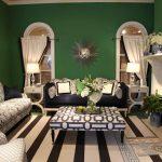 Самые необычные оттенки зеленого для интерьера