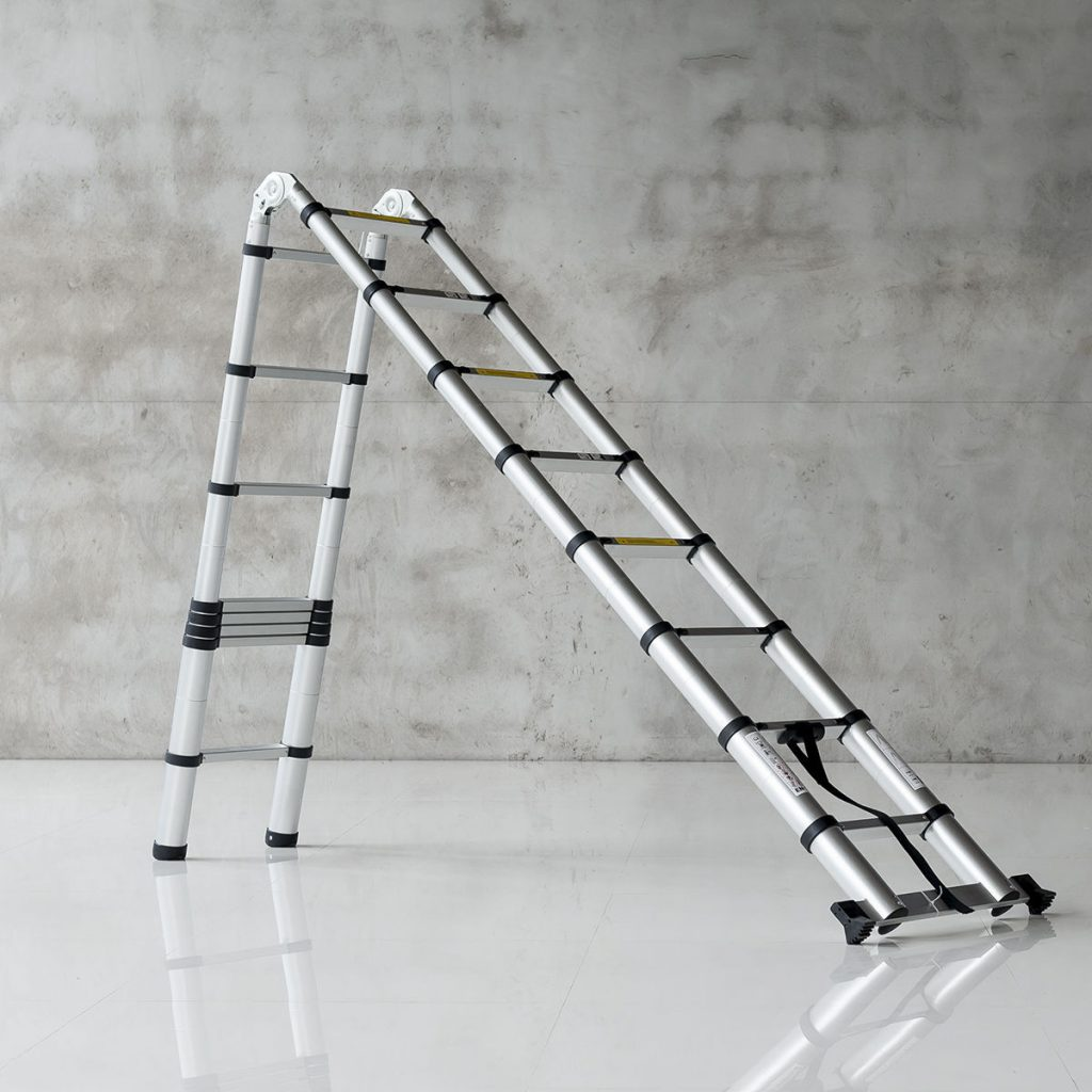 Телескопическая лестница