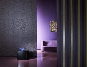 фиолетовый дван