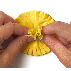 Одуванчик из бумаги своими руками: мастер-класс с шаблонами