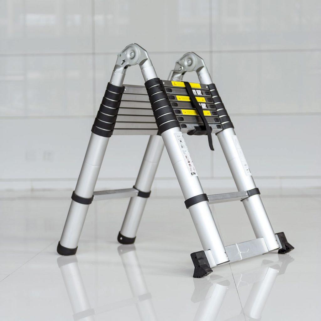 Телескопические лестницы Shtok