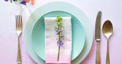 Тест №4 А вы знаете как правильно сервировать стол :)?