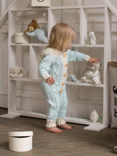 Комбинезон для малыша своими руками от 1 года и до 6 лет