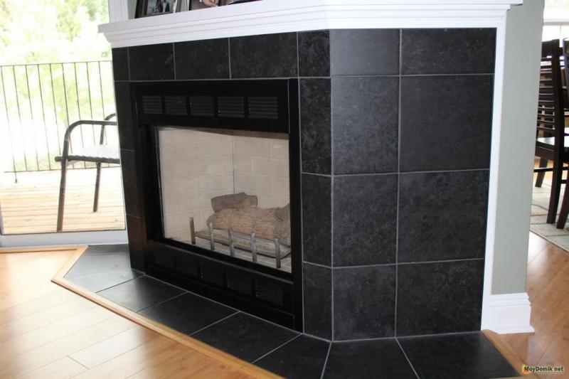 Плитка для печи и камина - какую выбрать и какой лучше обложить печь в доме