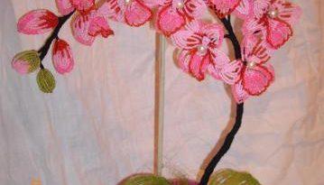 Орхидеи из бисера: схемы плетения для начинающих с фото и видео