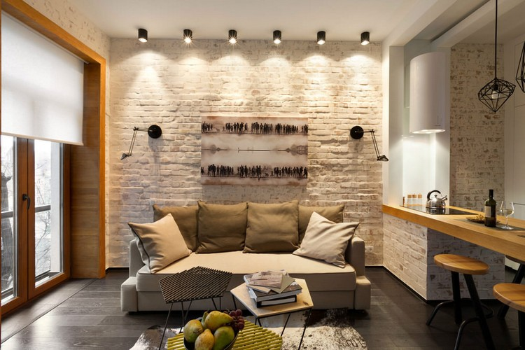 дизайн интерьера небольшого дома идеи для собственного маленького