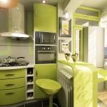 кухонная печь