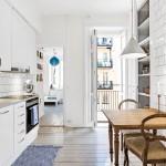 Интерьер в шведском стиле: пастельные тона Карла Ларсона