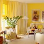 Подбор и сочетание цветов в гостиной
