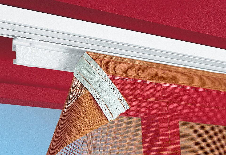 Как повесить шторы без сверления? - Отделка