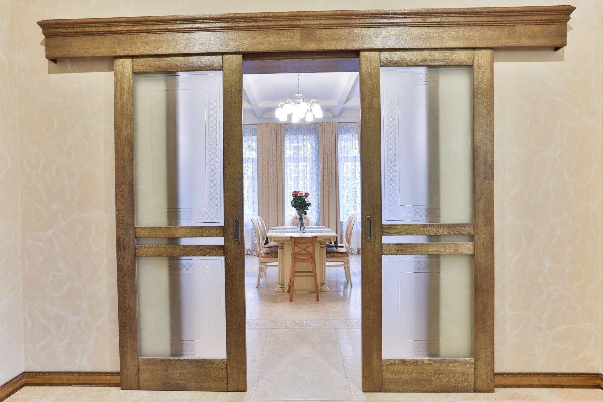 Удобство дверей в вашем доме
