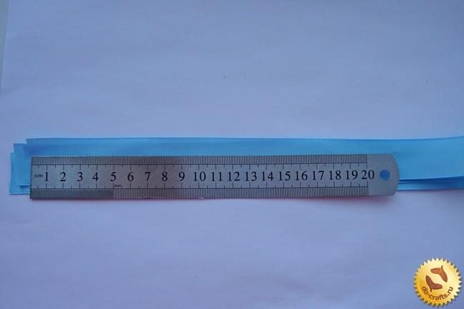 Бант на выписку из роддома из лент для мальчика и девочки с видео