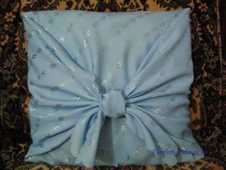 Декоративные подушки своими руками. Креатив!
