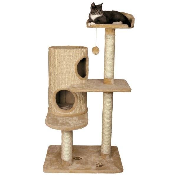 Когтеточки для кошек своими руками пошагово с домиком из картона