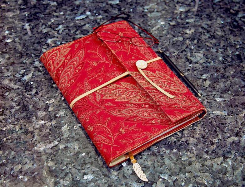 Как украсить личный дневник внутри и снаружи с фото и видео