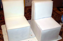 Мягкая мебель для детской своими руками: мини-диванчик