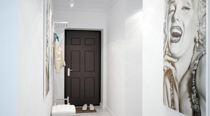 черная дверь