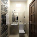 Как правильно создать интерьер маленького туалета