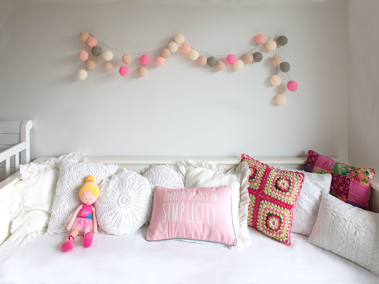 DIY: 4 варианта декора для детской девочки