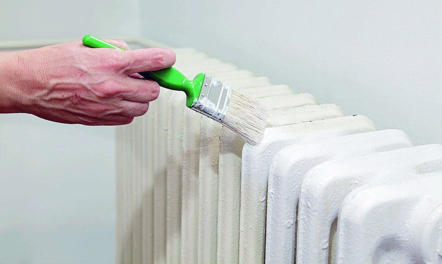 Как скрыть или украсить батарею своими руками [декупаж, покраска, решетки и экраны на радиатор]