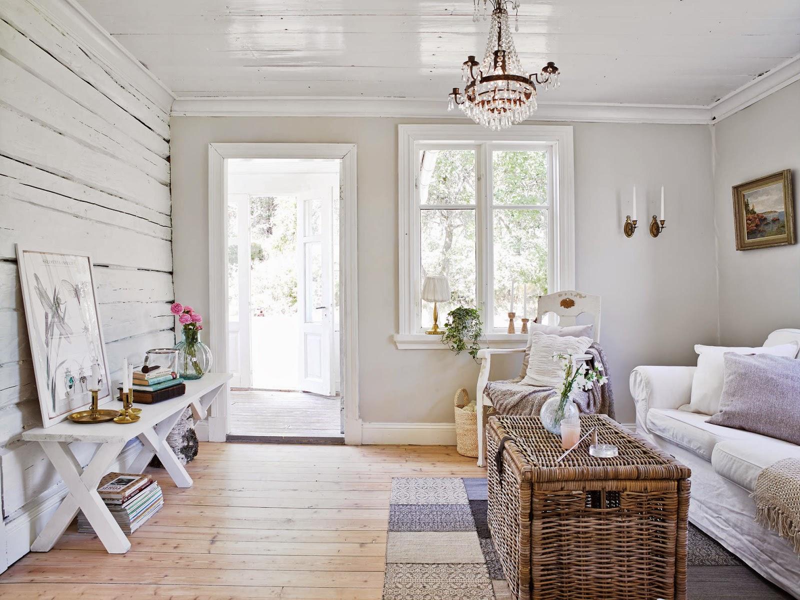 8 идей для дачи подсмотренных в скандинавских домиках