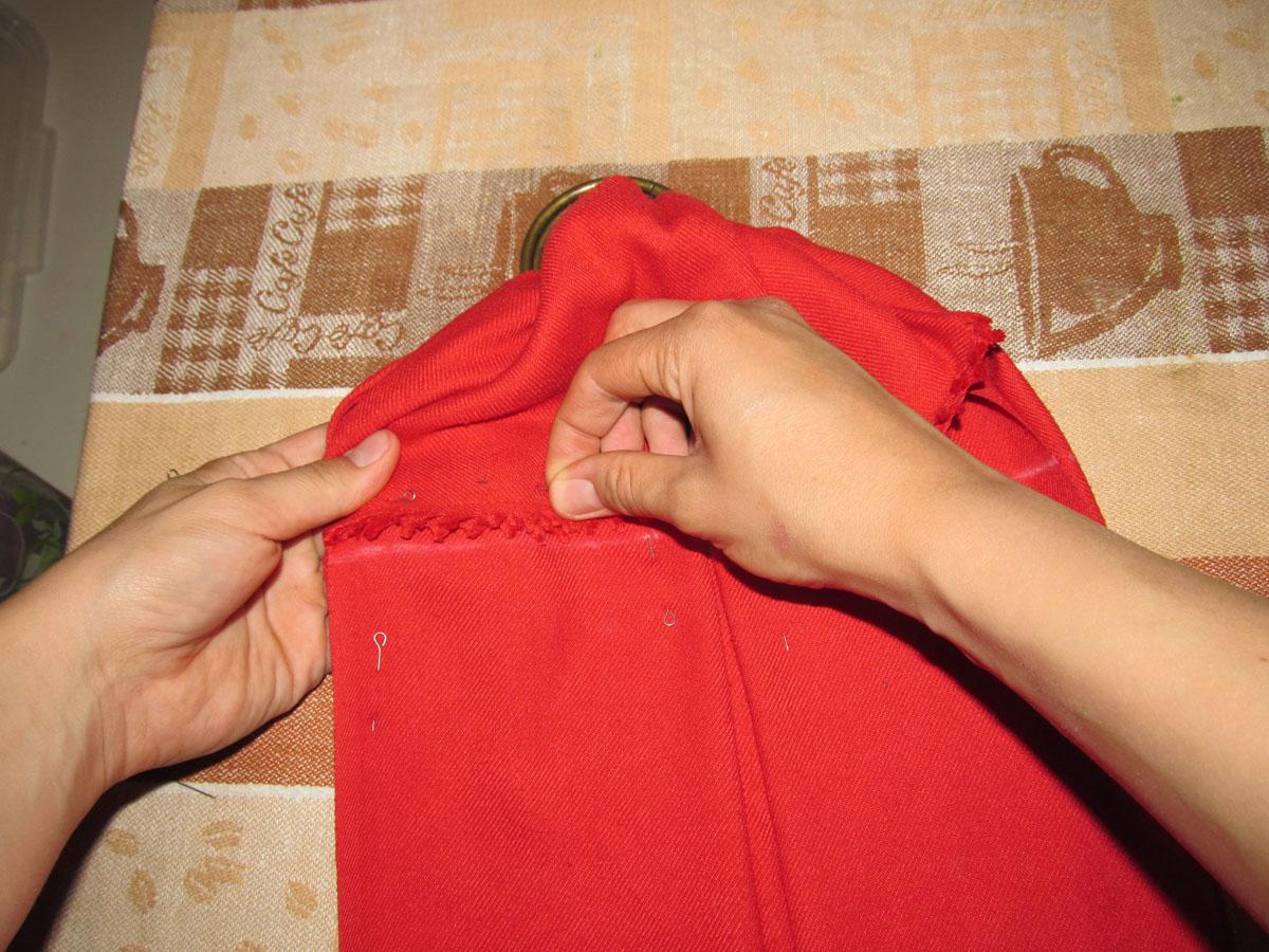 Творим дома: как сшить слинг своими руками