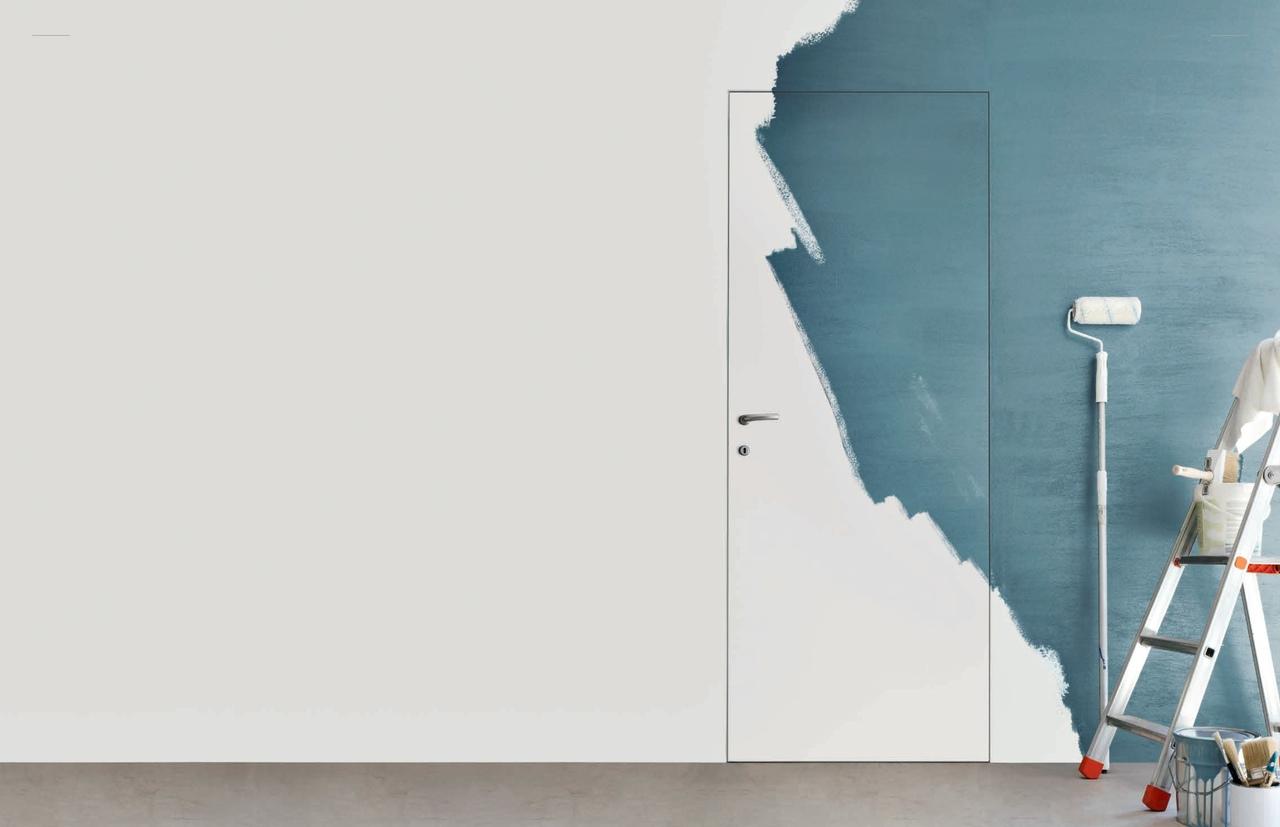 Скрытые двери: советы по выбору