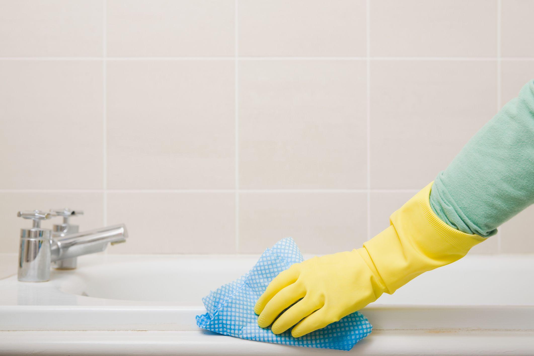 [Будет чисто] Как отмыть ванну от налета и ржавчины?