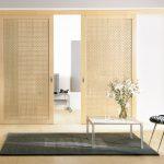 Как использовать раздвижные двери в интерьере чтобы было стильно?